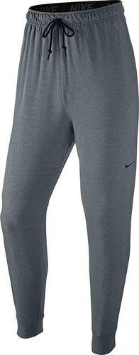 Nike Spodnie męskie Dri-Fit Training Fleece Pant szary r. XL (742212 065)