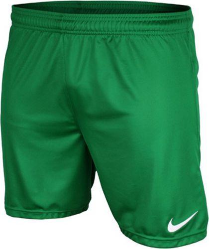 Nike Spodenki męskie Park Boys  zielony r. S