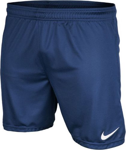 Nike Spodenki piłkarskie Park Boys granatowe r. M