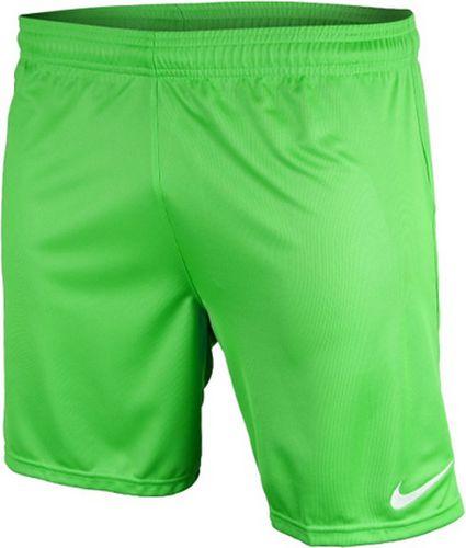 Nike Spodenki męskie Park Boys  zielona r. M