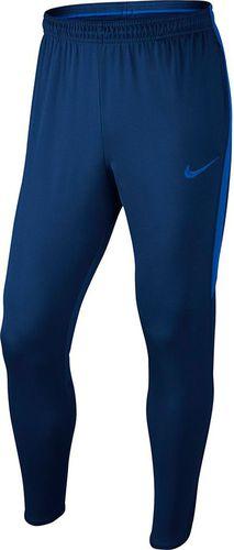 Nike Spodnie męskie Dry Squad Pant niebieskie r. M