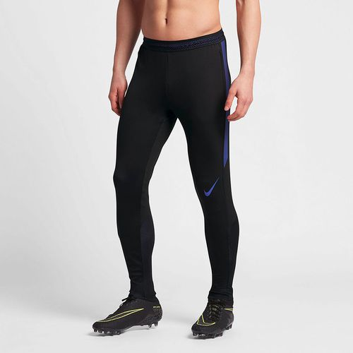Nike Spodnie męskie M NK FLEX STRKE PANT KP czarno-fioletowy r. L (832902 015)