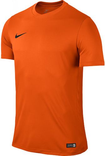 Nike Koszulka dziecięca Park VI Boys pomarańczowa r. S (725984 815)