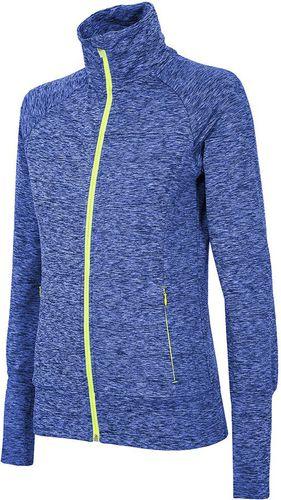 4f Bluza damska T4Z16-BLDF002 niebieska r. S