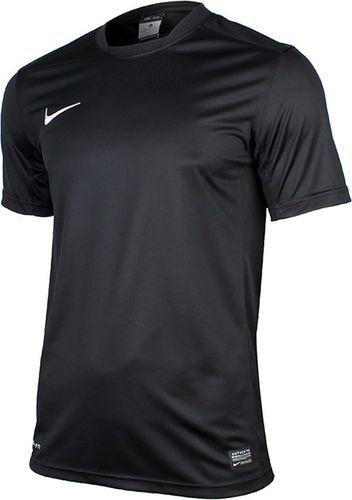 Nike Koszulka juniorska Park V Boys czarna r. S (448254-010)