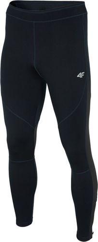 4f Spodnie męskie T4Z16-SPMF001 czarne r. S