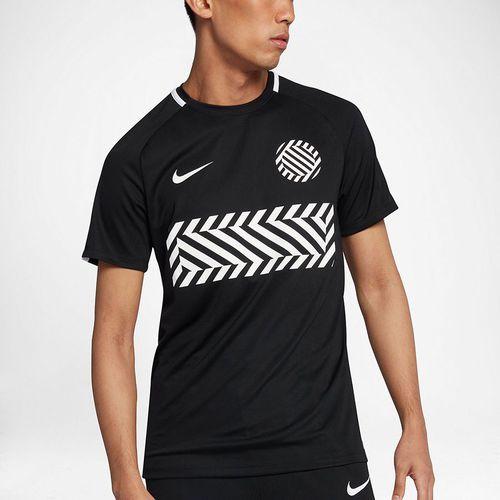 Nike Koszulka męska Men's Dry Academy Football Top czarna r. M (859930 010)