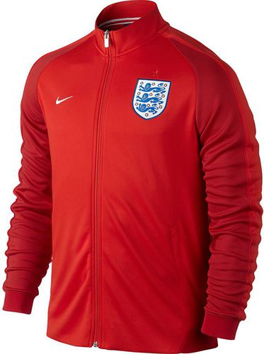 Nike Bluza męska England Authentic N98 czerwona r. XL (727830 414)