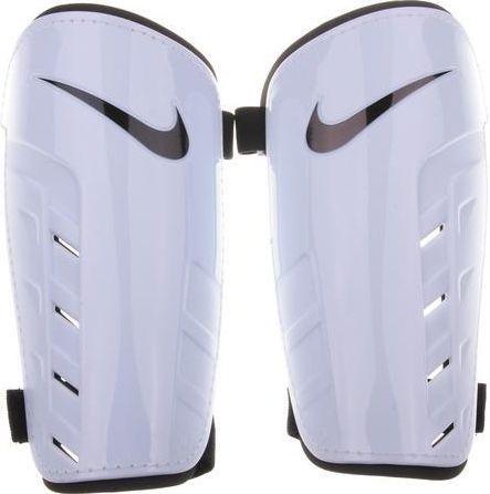 Nike Nagolenniki Nike Tiempo Park Guard SP0216 118 biały - SP0216 118