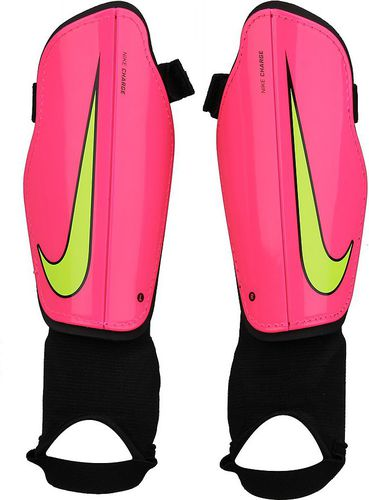 Nike Nagolenniki Charge 2.0 różowe r. L (SP2093 612)