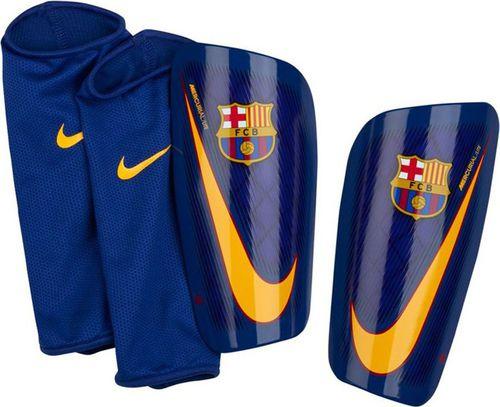 Nike Nagolenniki FCB NK Merc Lite niebieskie r. L (SP2112 422)