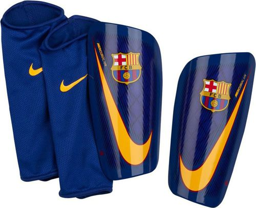 Nike Nagolenniki FCB NK Merc Lite niebieskie r. S (SP2112 422)