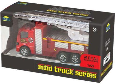 Dromader Ciężarówka metalowa w pudełku (130-02331)