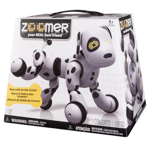 Spin Master Zoomer interaktywny Pies Dalmatyńczyk (6040537)