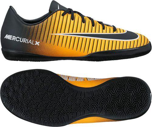 Nike Buty piłkarskie MercurialX Victory VI IC  pomarańczowe r. 32 (831947 801)