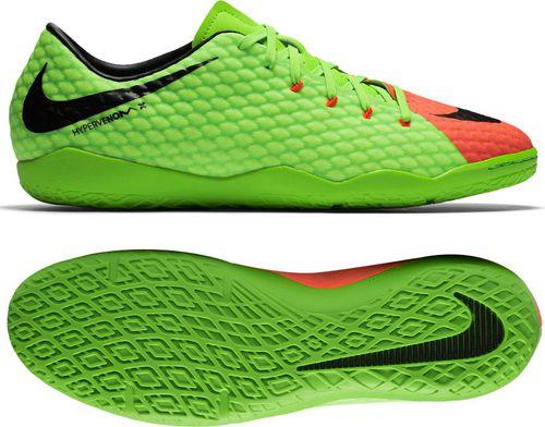 Nike Buty piłkarskie HypervenomX Phelon III IC zielone r. 42 (852563 308)