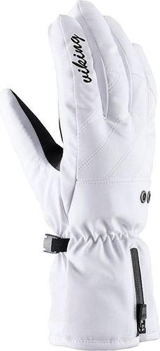 VIKING Rękawice damskie Selena białe r. 5 (113/19/4260)