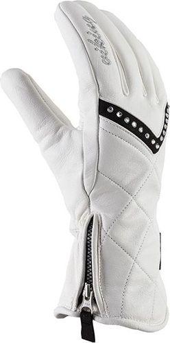 Viking Rękawice damskie Kira białe r. 6 (113/19/0350)