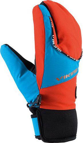 f1ed8fa78bf034 Viking Rękawice Fin Lobster pomarańczowo-niebieskie r. XXL (125/19/9753