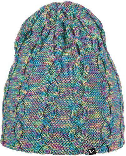 Viking Czapka Fashion Rena turkusowo-różowa (210/19/5104/70/UNI)