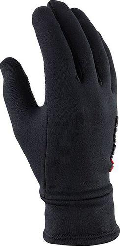 Viking Rękawice Powerstretch Nepal gloves czarne r. S (219/19/1419/09/7)