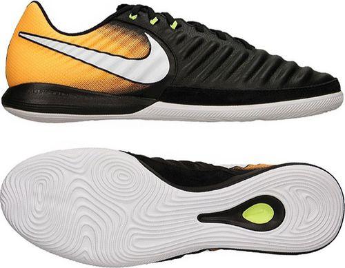 Nike Buty piłkarskie męskie Tiempox Finale IC czarno-żółte r. 45 (897761 008)