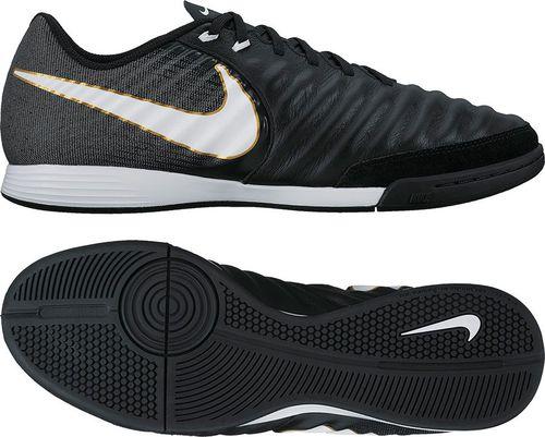 Nike Buty piłkarskie Tiempox Ligera IV IC czarne r. 47 (897765 002)