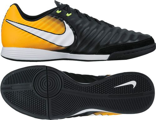 Nike Buty piłkarskie Tiempox Ligera IV IC czarno-żółte r. 45 (897765 008)