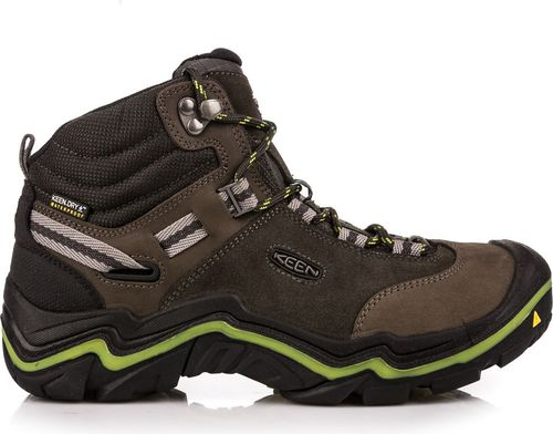 Keen Buty damskie Wanderer WP European Made Raven/Bright Chartreuse r. 40 (1014766)