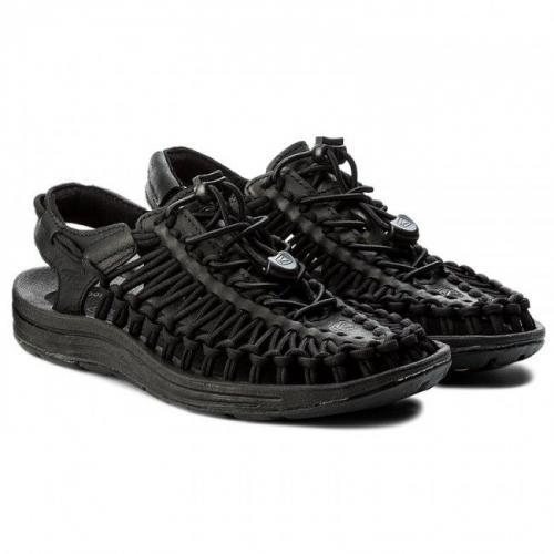 Keen Sandały Damskie Uneek Leather Black/Raven r. 38 - (1017063)
