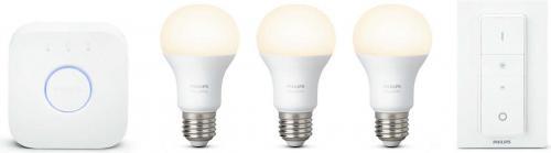 Philips White Zestaw startowy E27 + regulator (8718696728987)