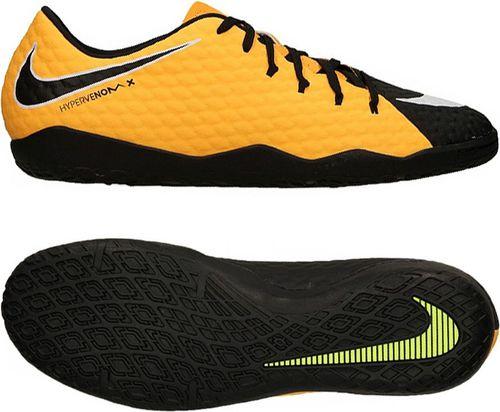 7a8c7bb9 Nike Buty piłkarskie męskie HypervenomX Phelon III IC pomarańczowy r. 42.5  (852563 801)