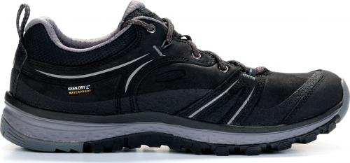 Keen Buty damskie Terradora Leather WP Black/Steel Grey r. 37.5  (1018017)