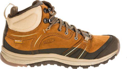Keen Buty damskie Terradora Leather WP Mid Timber/Cornstalk r. 40.5 (1017752)