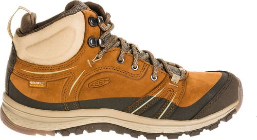 Keen Buty damskie Terradora Leather WP Mid Timber/Cornstalk r. 37.5  (1017752)