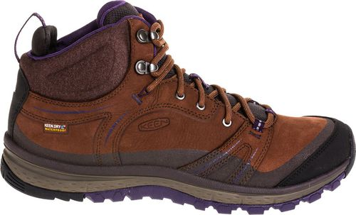 Keen Buty damskie Terradora Leather WP Mid Scotch/Mulch r. 40.5 (1017751)