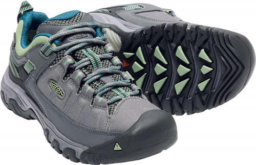 Keen Buty trekkingowe damskie TARGHEE EXP WP kolor szaro-niebieski r. 38.5 (TARGHEXPWP-WN-SGBA)