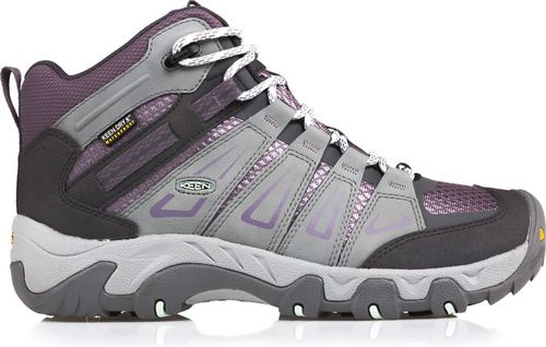 Keen Buty damskie Oakridge Mid WP Gray/Shark r. 40  (1015356)