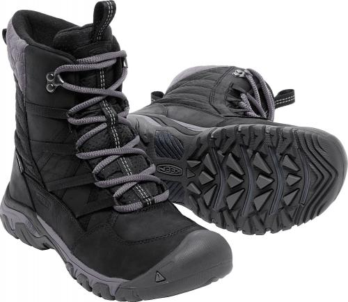 Keen Buty damskie HooDoo III Lace Up Black/Magnet r. 37