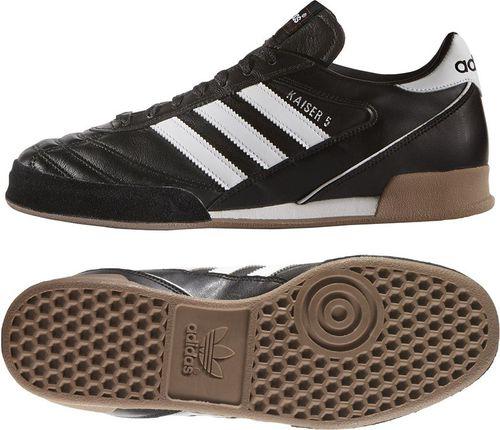 Adidas Buty piłkarskie Kaiser 5 Goal czarne r. 39 1/3 (677358)