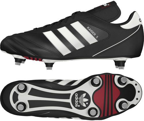Adidas Buty piłkarskie Kaiser 5 Cup czarne r. 39 1/3 (033200)