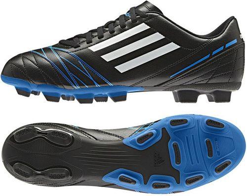 Adidas Buty piłkarskie Conquisto TRX FG czarne r. 40 (Q23883)