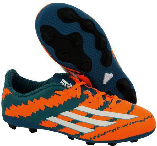 Adidas Buty piłkarskie Messi 10.4 FxG J pomarańczowe r. 37 1/3 (B32718)
