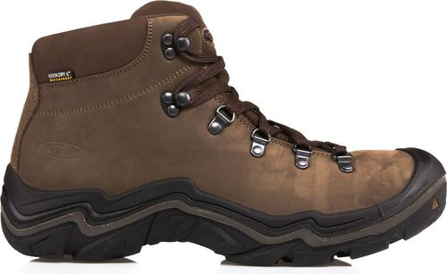 Keen Buty trekkingowe męskie Feldberg WP European Made Dark Earth/Cascade Brown r. 42 (115585)