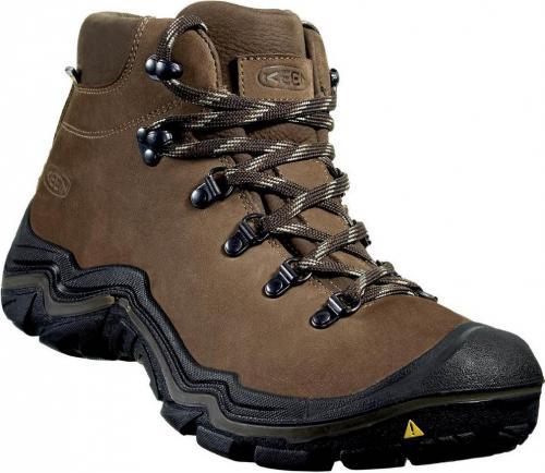 Keen Buty trekkingowe męskie Feldberg WP European Made earth/cascade brown r. 42.5