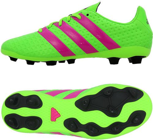 Adidas Buty piłkarskie ACE 16.4 FxG J zielone r. 38 (AF5034)