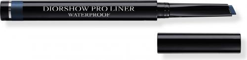 Christian Dior Diorshow Pro Liner Kredka do oczu 272 Pro Blue