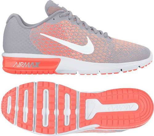 best website 45703 c1635 ... good nike buty damskie air max sequent 2 szare r. 38 852465 005 ea7cf  9d4d1
