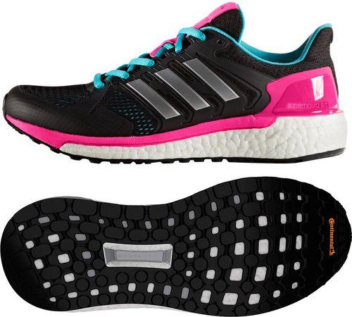 buy online 67036 af8d3 Adidas Buty damskie Supernova ST szare r. 37 13 (BB1001)