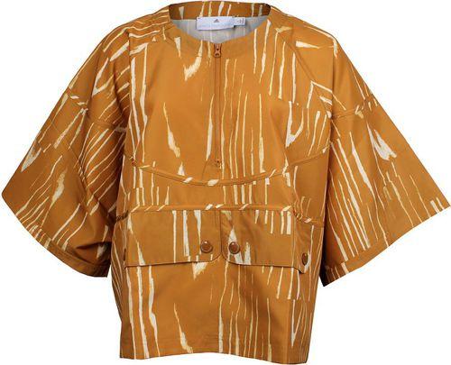 Adidas Koszulka damska Stella McCartney Run Nylon Tee pomarańczowa r. M  (M61152)